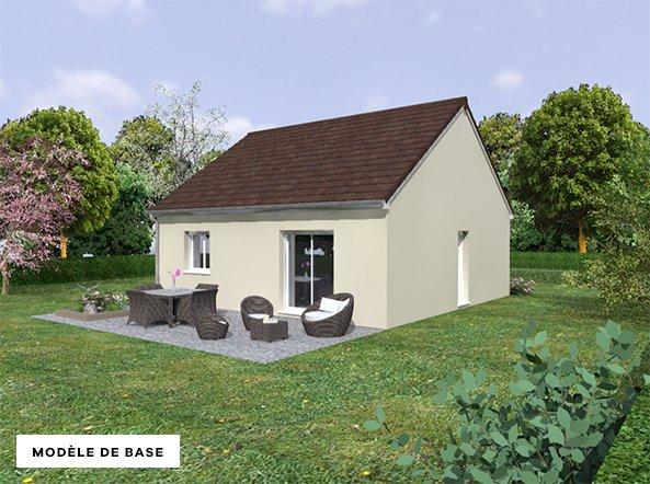 modèle de base de maison