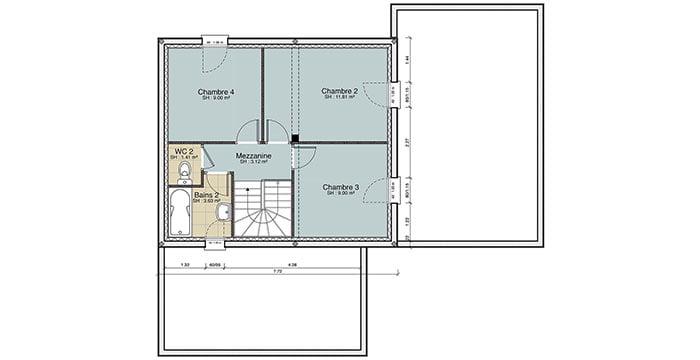 mure-etage