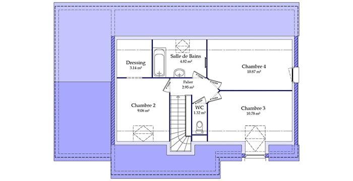 ozerain-etage